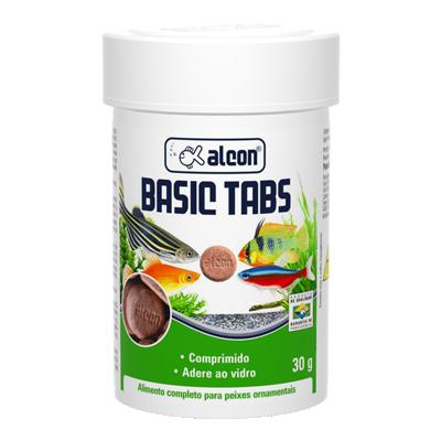 alcon basic tabs