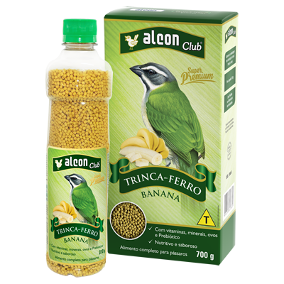 alcon club trinca-ferro banana