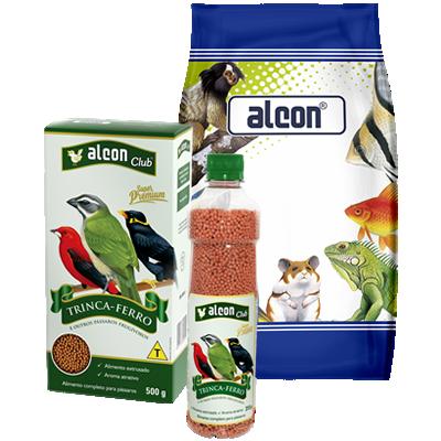 alcon club trinca-ferro e outros pássaros frugívoros