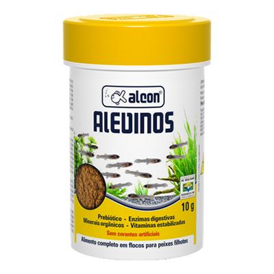 alcon alevinos