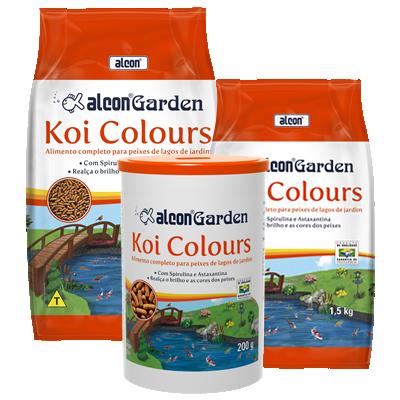alcon garden koi colours