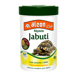 alcon club répteis jabuti