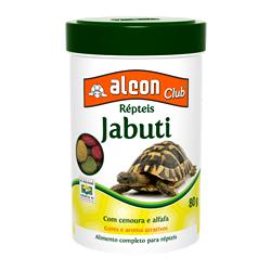 alcon club répteis jabuti