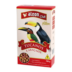 alcon club tucanos e araçaris