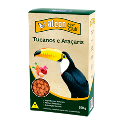 alcon eco club tucanos e araçaris