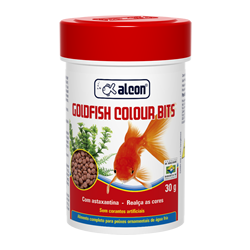 alcon goldfish colour bits