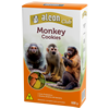 alcon club monkey cookies
