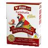 alcon club farinhada com ovo para psitacídeos